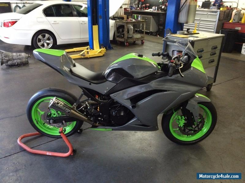 2015 Kawasaki ninja 300 for Sale in Canada