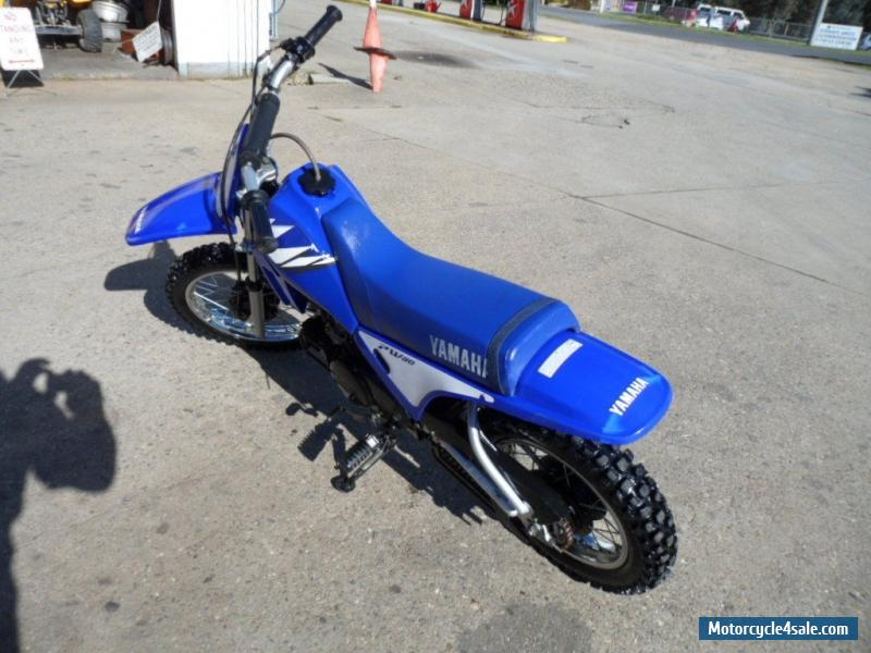 Yamaha pee wee for sale in australia for Yamaha moto 4 80 for sale