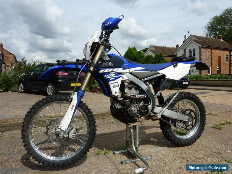 2015 yamaha wr250f for sale in united kingdom for Yamaha 250 scrambler for sale