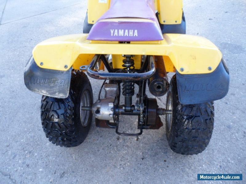 Yamaha badger for sale in australia for Yamaha moto 4 80 for sale
