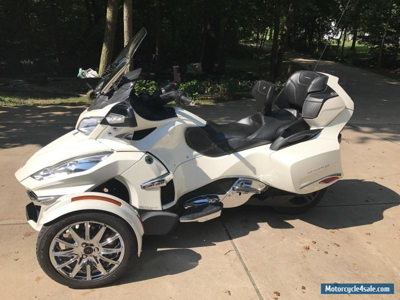 2014 can am spyder rt limited for sale in united states. Black Bedroom Furniture Sets. Home Design Ideas