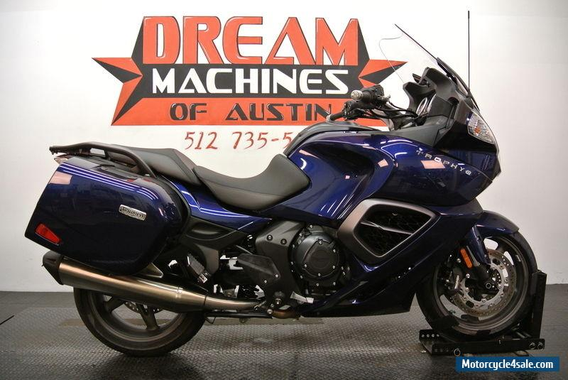 2015 Triumph Trophy for Sale in Canada