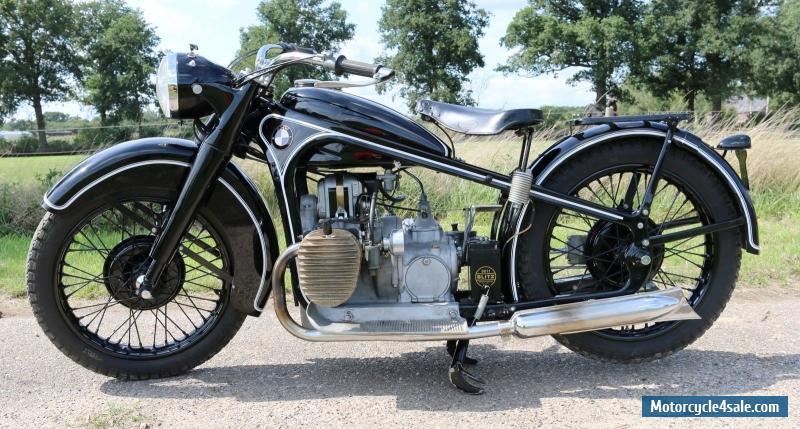 1940 Bmw R12 For Sale In United Kingdom