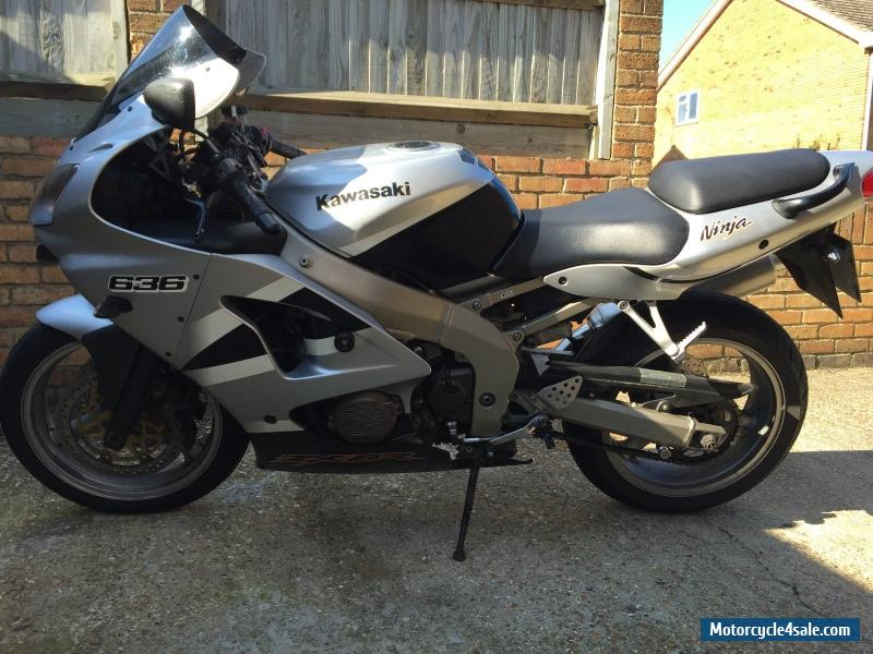2002 kawasaki zx6r 636 a1p for sale in united kingdom. Black Bedroom Furniture Sets. Home Design Ideas