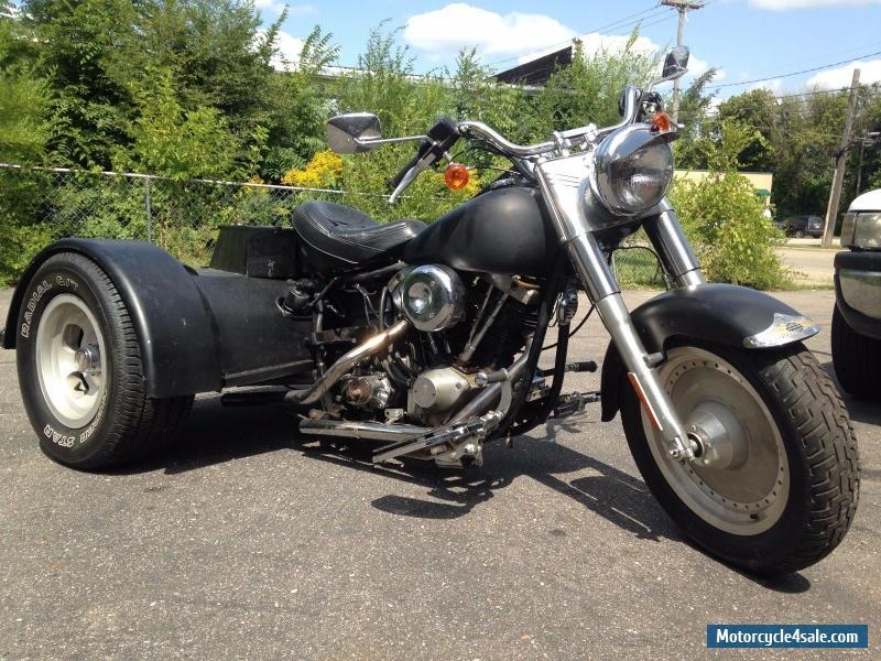 1974 Harley-davidson Shovelhead for Sale in United States