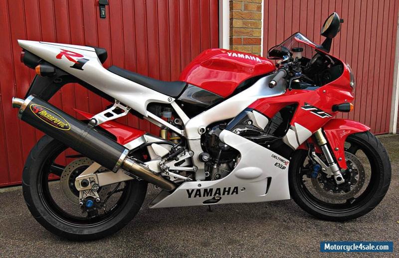 2000 Yamaha YZF-R1 for Sale in United Kingdom