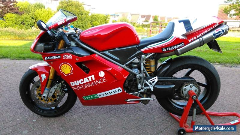 Red Ducati For Sale