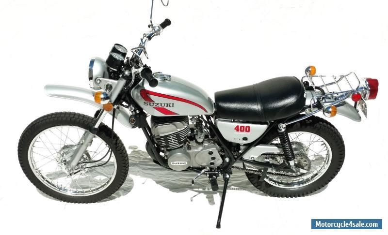 1975 Suzuki Ts 400 For Sale In United States