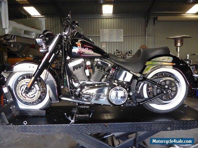 Harley-davidson SOFTAIL DELUXE FLSTN for Sale in Australia