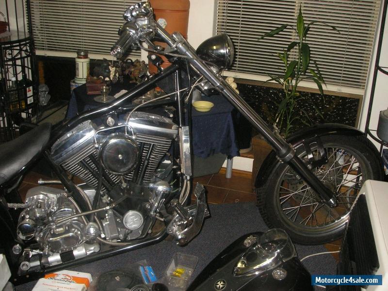 Harley-davidson Santee Softail for Sale in Australia