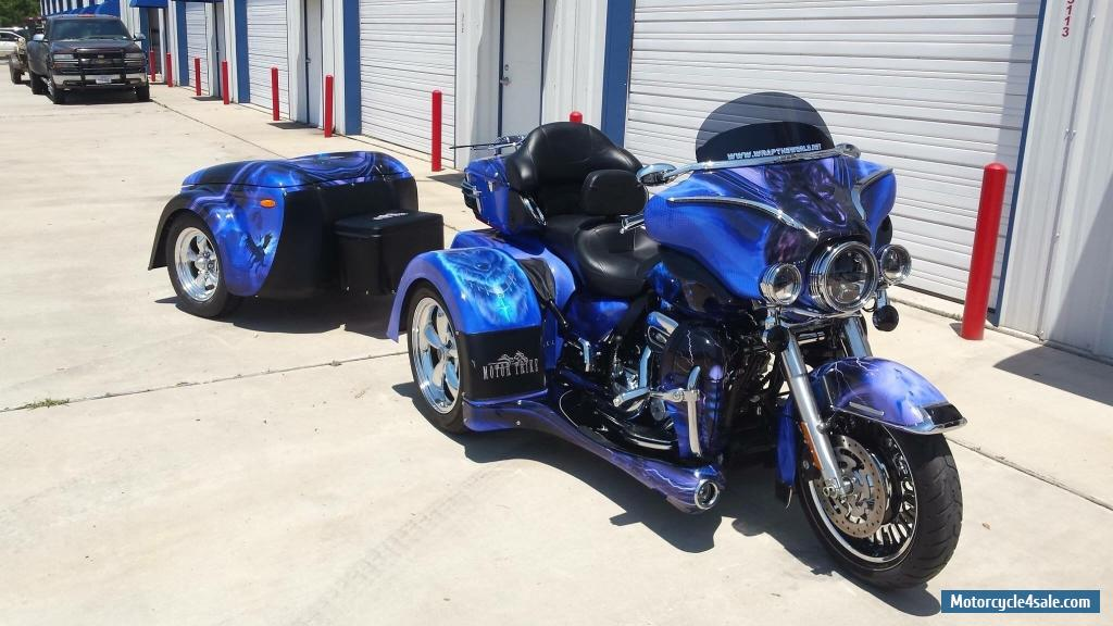 Harley Davidson Trike Motorcycles For Sale