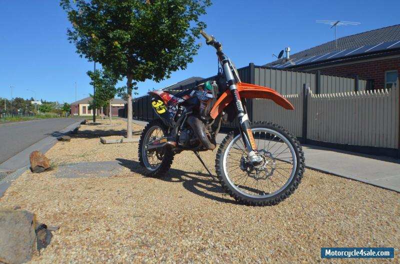 ktm 125sx 2014 for Sale in Australia