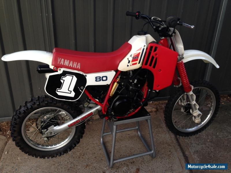 Yamaha yz80l for sale in australia for Yamaha moto 4 80 for sale