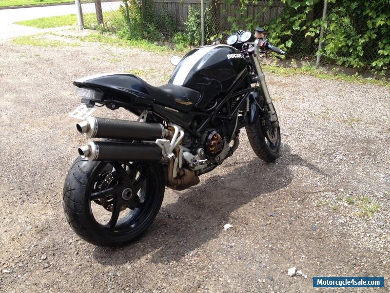 2007 Ducati ... Ducati Monster For Sale