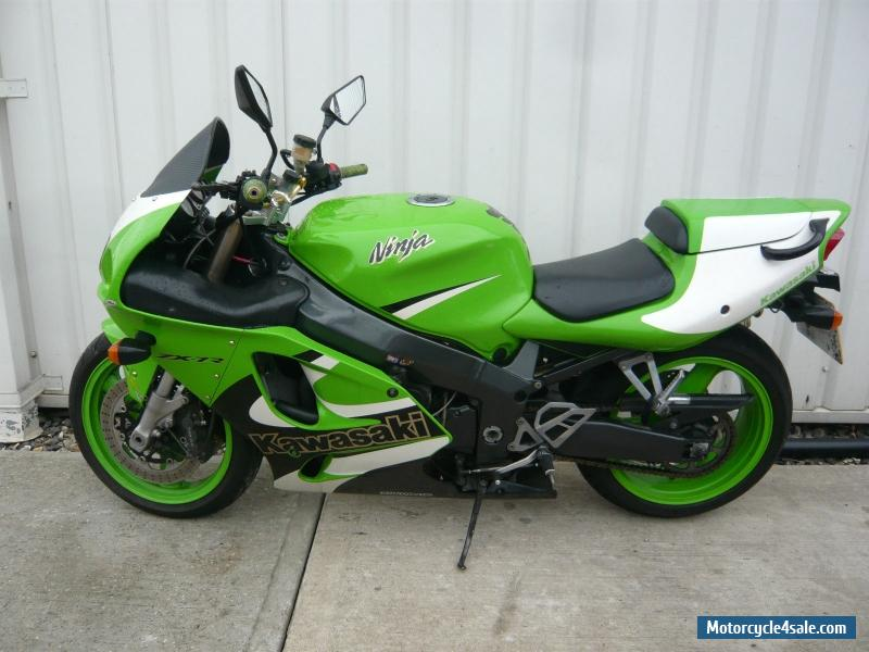 Kawasaki ZX7R 2003 for Sale in United Kingdom