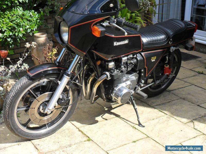 1979 Kawasaki Z1R D3 for Sale in United Kingdom