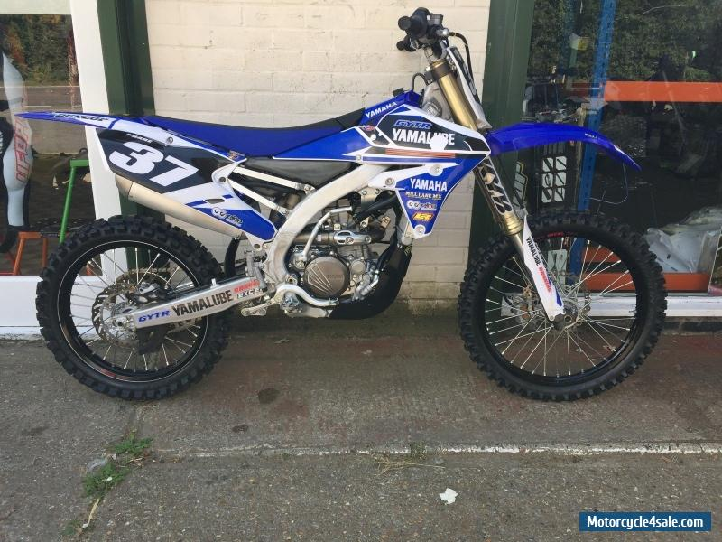 Yamaha yzf250 for sale in united kingdom for Yamaha 250 scrambler for sale