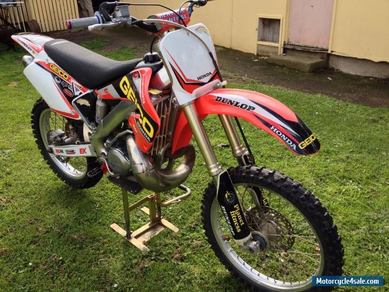 honda cr 250 for sale in australia. Black Bedroom Furniture Sets. Home Design Ideas