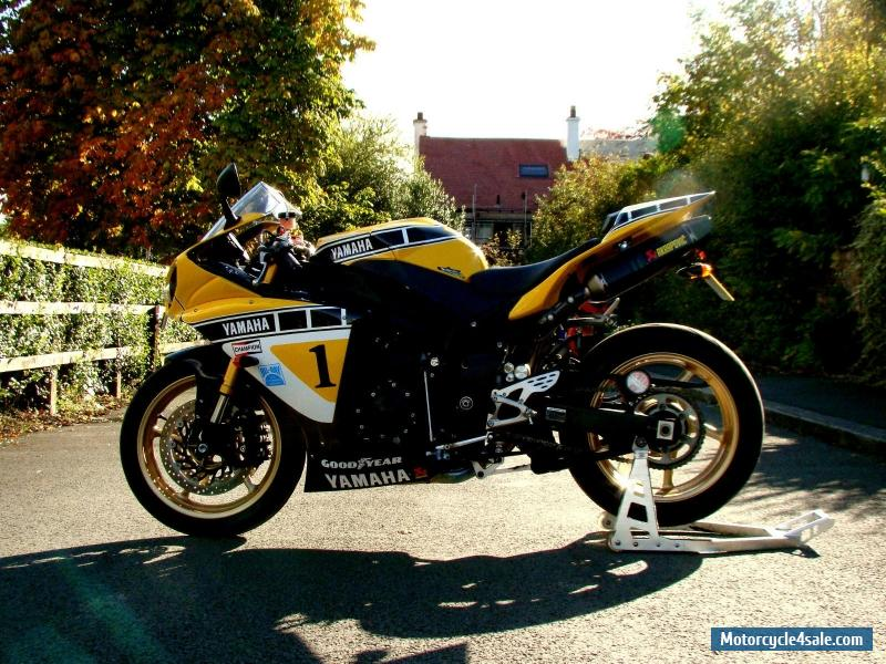 2011 yamaha r1 for sale in united kingdom for Yamaha rr 1000