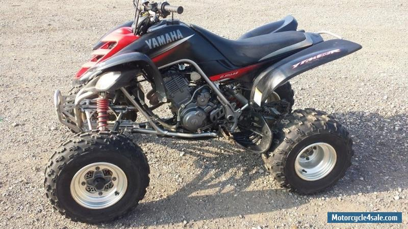 Yamaha yfm 660 r for sale in united kingdom for Yamaha raptor oil type