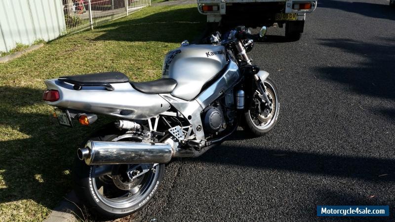 Kawasaki ZX9R for Sale in Australia