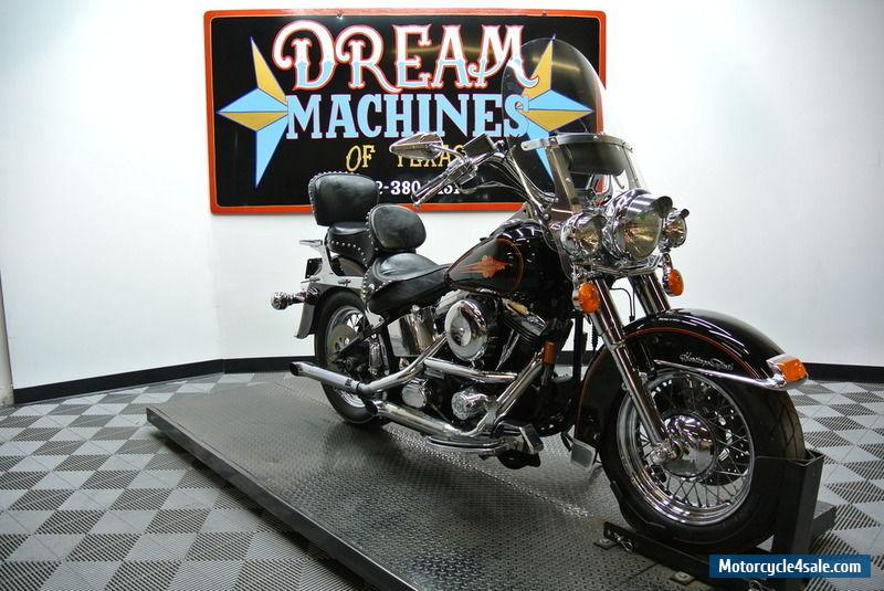 1994 Harley-davidson Softail for Sale in Canada