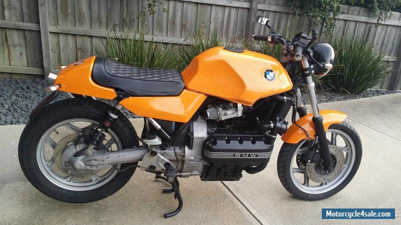 Bmw K100rs For Sale In Australia