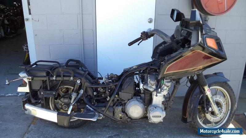 Kawasaki Z1300 Voyager for Sale in Australia
