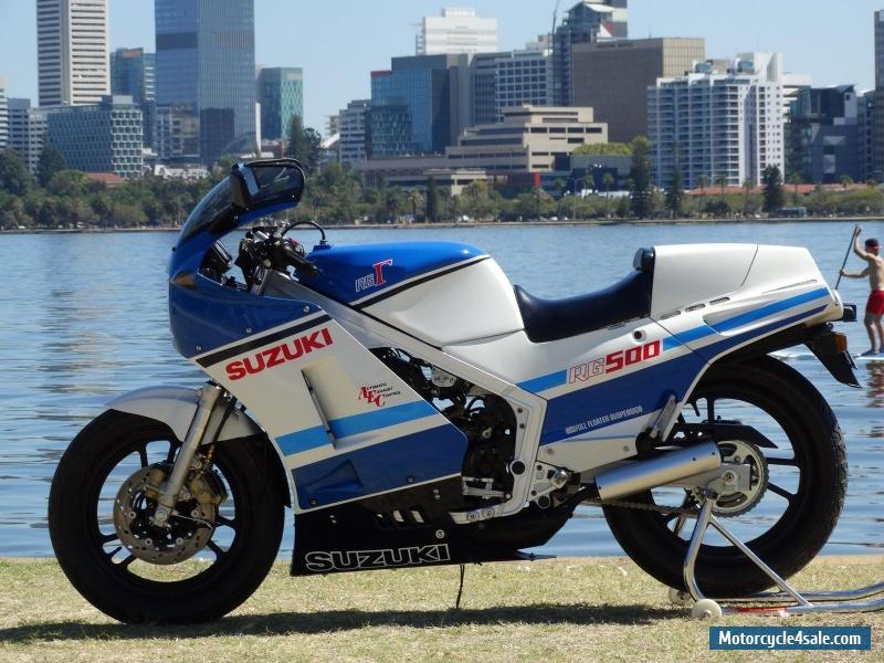 Suzuki Rg  For Sale Australia
