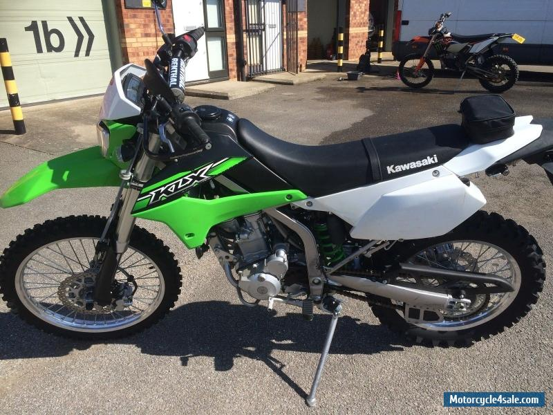 2015 kawasaki klx 250 sff for sale in united kingdom. Black Bedroom Furniture Sets. Home Design Ideas