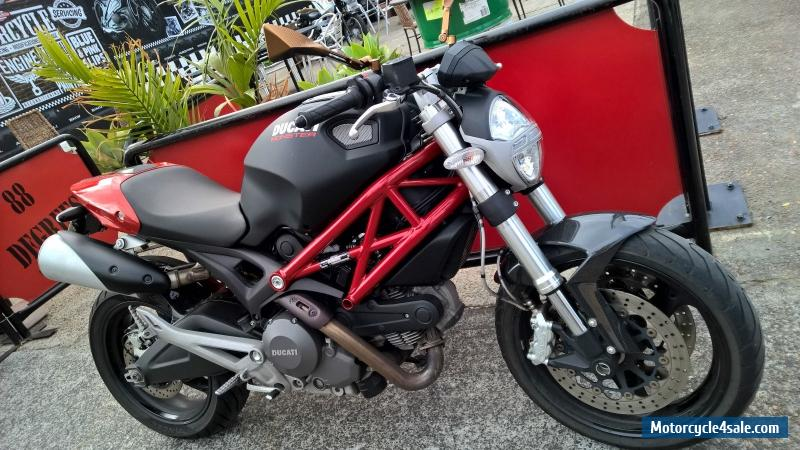 ducati m659 for sale in australia