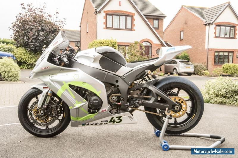 2012 Kawasaki Zx10r For Sale In United Kingdom
