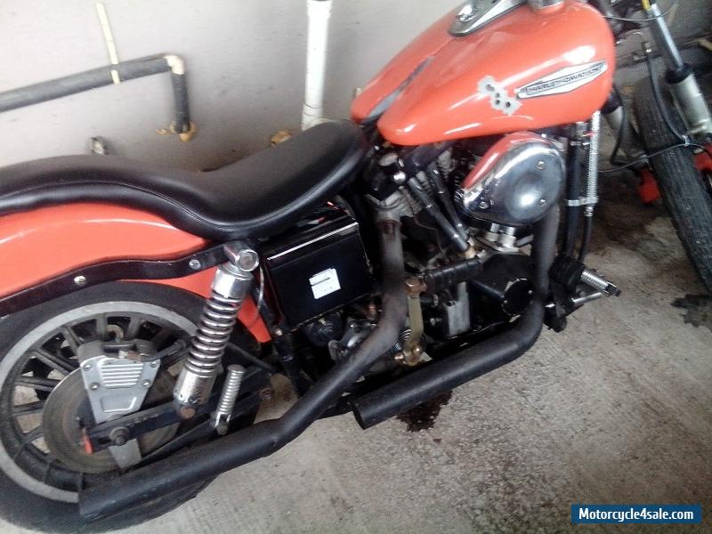 1974 Harley-davidson FLH(Shovelhead) for Sale in United States