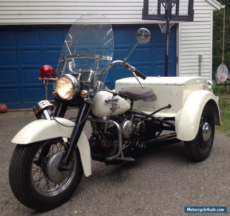 1959 Harley-davidson Servi Car For Sale In United States
