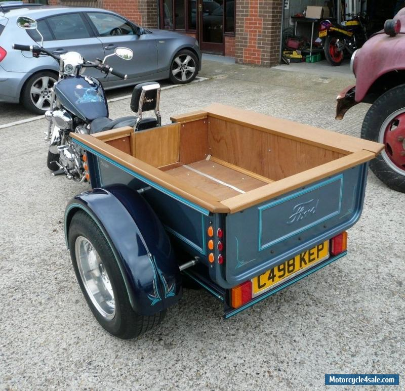 1986 Yamaha Virago For Sale In United Kingdom