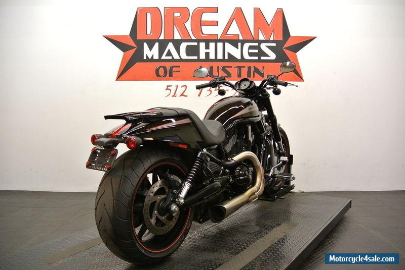 2013 Harley Davidson Vrsc Night Rod Special: 2013 Harley-davidson VRSC For Sale In Canada