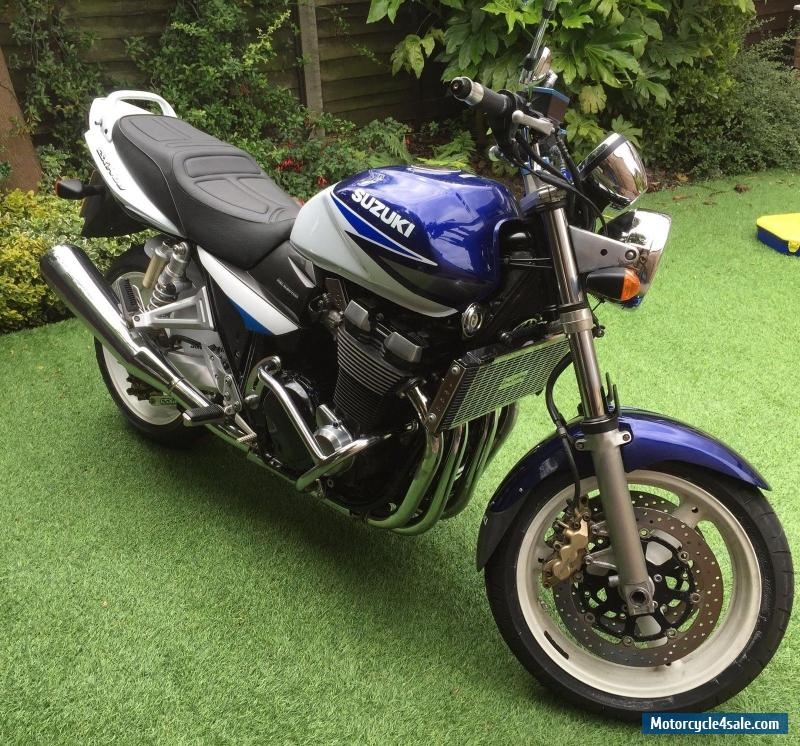 2003 suzuki gsx 1400 k3 for sale in united kingdom. Black Bedroom Furniture Sets. Home Design Ideas