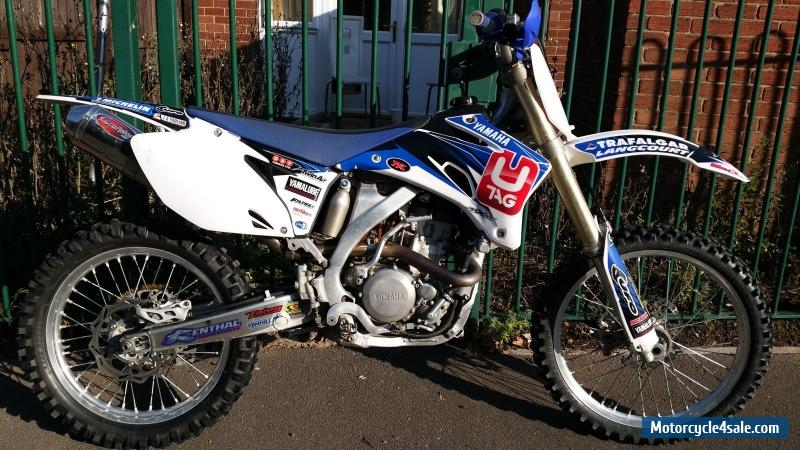 2007 yamaha yzf for sale in united kingdom for Yamaha 250 scrambler for sale