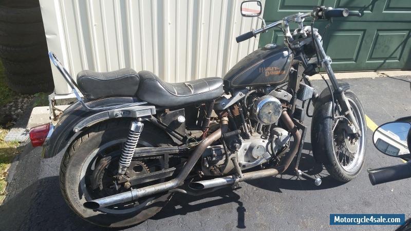 1979 Harley Davidson Sportster For Sale
