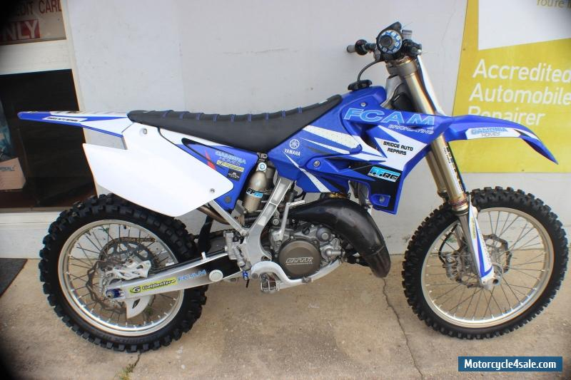 yamaha yz125 for sale in australia. Black Bedroom Furniture Sets. Home Design Ideas
