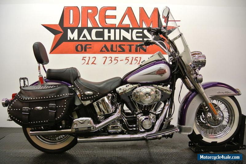 2001 harley-davidson softail for sale in canada 98 flstc harley davidson motorcycle diagrams