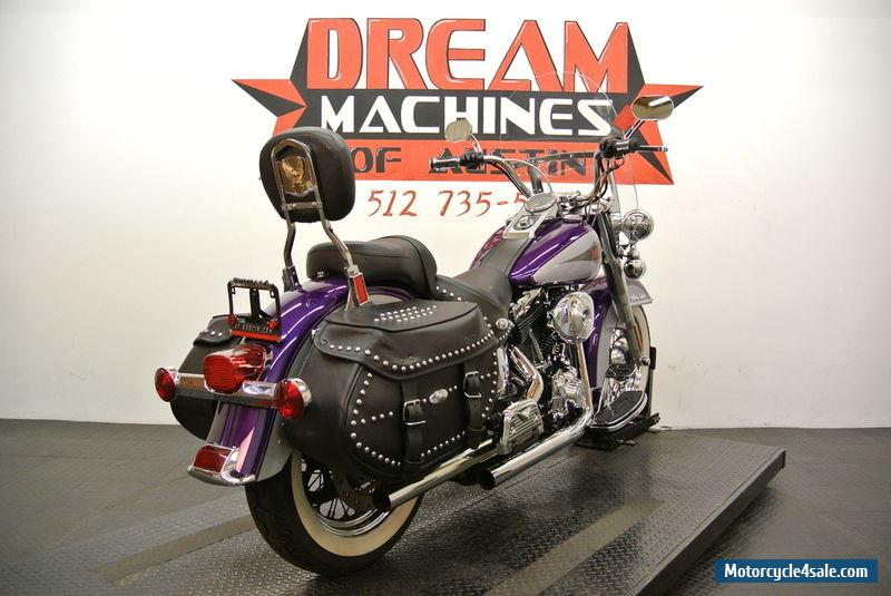 2001 Harley-davidson Softail for Sale in Canada