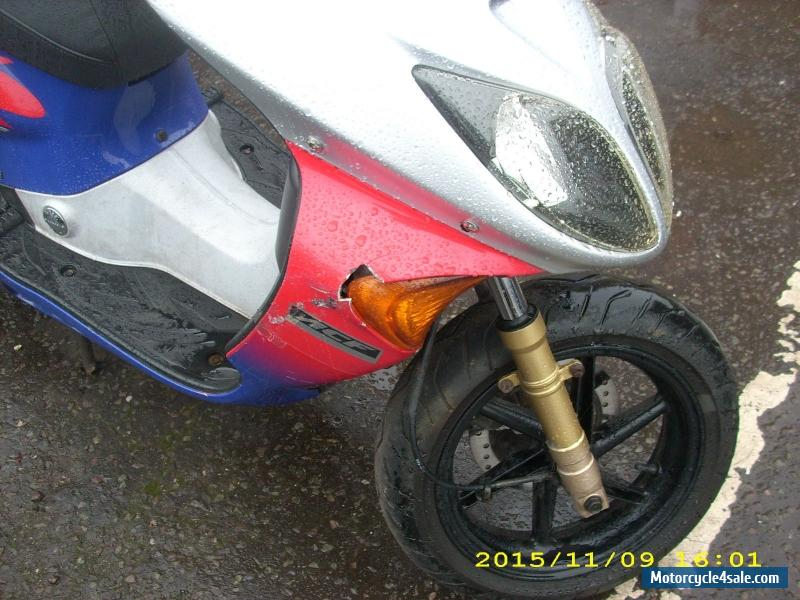 Honda X8r 50cc Scooter Relisted Due Timewaster For Sale In United