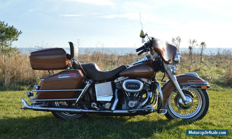 Used Tires Oshawa >> 1977 Harley-davidson Touring for Sale in United States