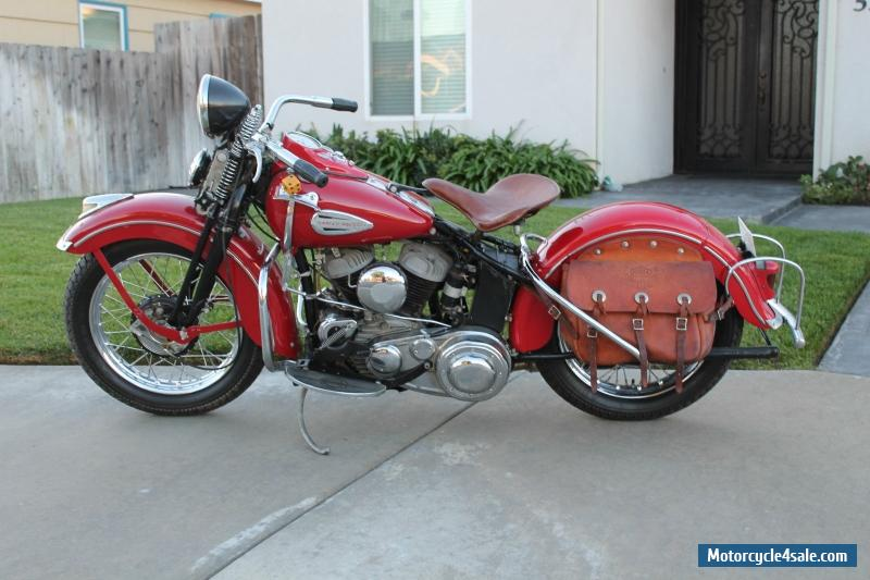 1941 Harley-davidson Other for Sale in Canada