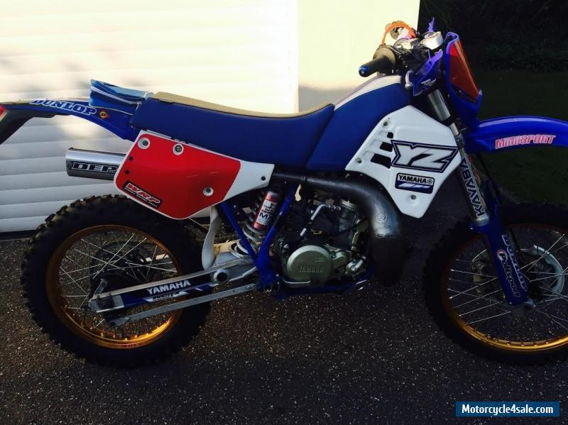 Yamaha yz 250 1987 motocross enduro evo for sale in united for Yamaha 250 scrambler for sale