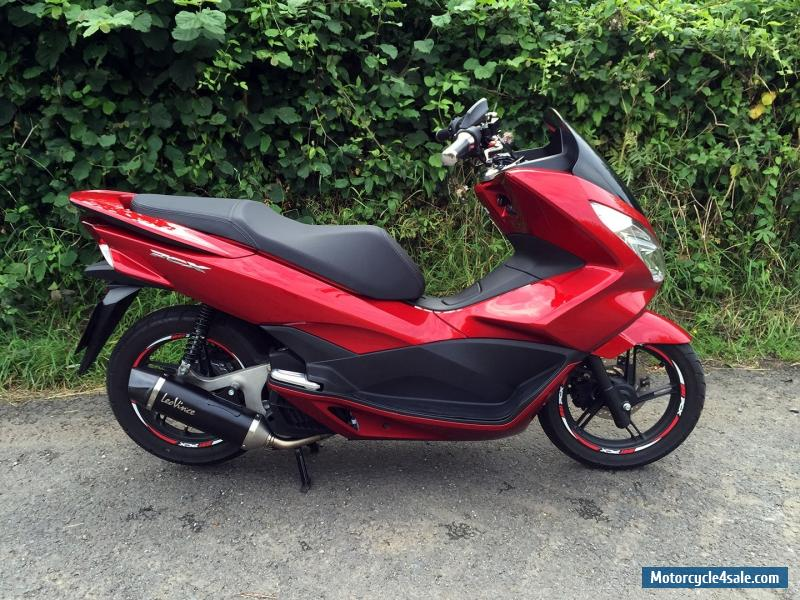 2015 honda pcx for sale in united kingdom. Black Bedroom Furniture Sets. Home Design Ideas