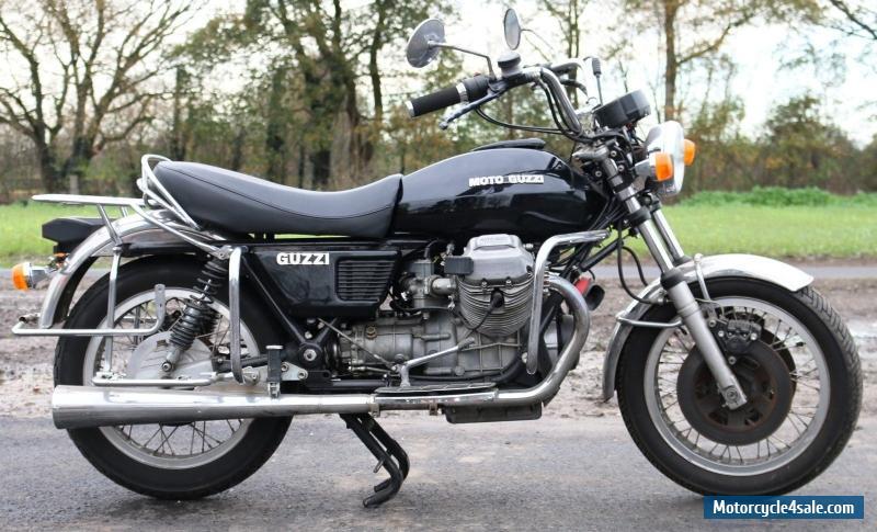 1979 moto guzzi 850 for sale in united kingdom. Black Bedroom Furniture Sets. Home Design Ideas