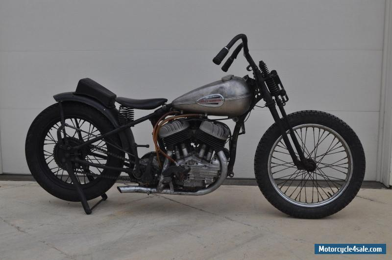 Harley Davidson Title For Sale