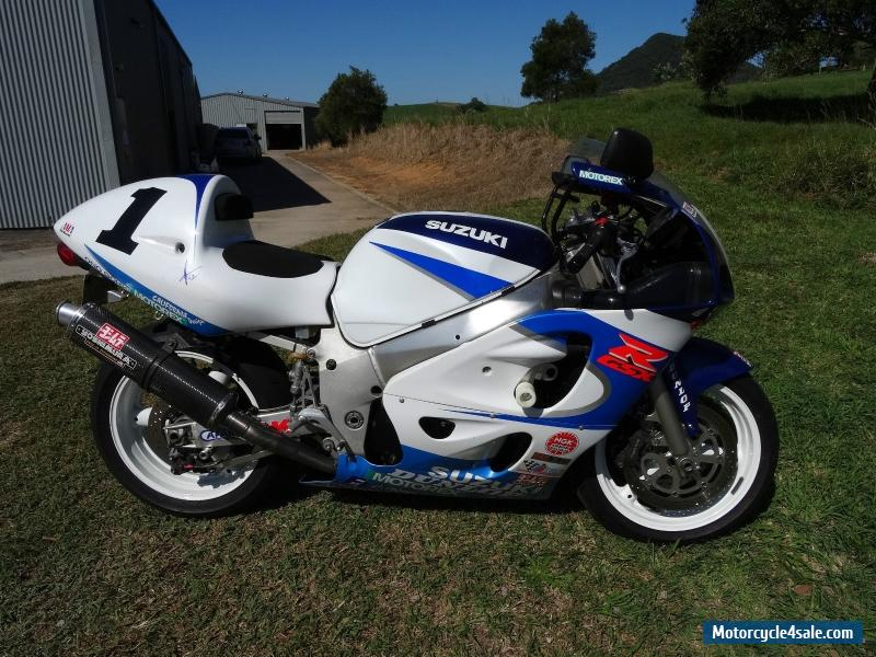 Suzuki GSXR for Sale in Australia